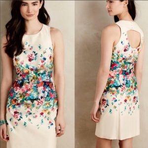 Anthropologie Maeve Tea Garden Dress